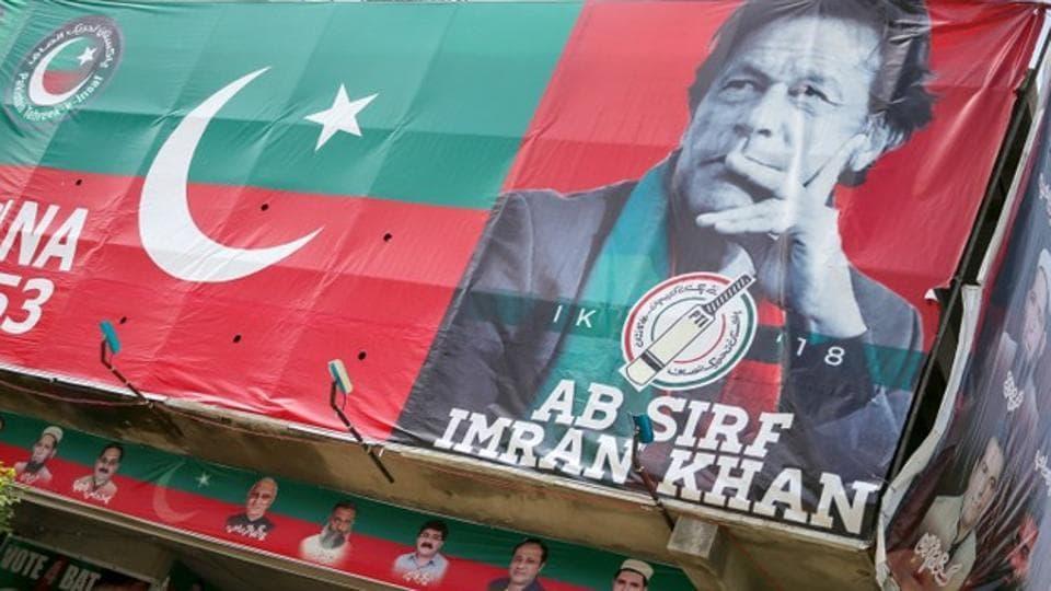 Imran Khan,Pakistan Election 2018,Pakistan Tehreek-e-Insaf