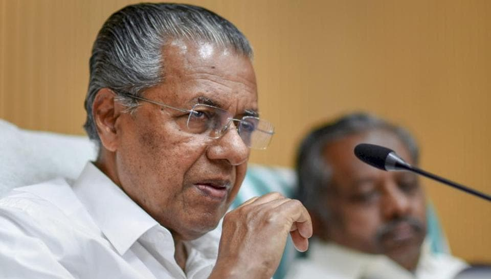 """In an affidavit filed in the Supreme Court, the CBI questioned the discharge of Kerala CMPinarayi Vijayan and two others, saying the Kerala high court's orders in this regard was """"not correct""""."""