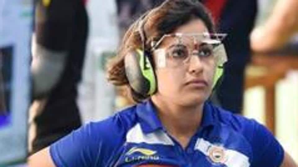 Heena Sidhu,Asian Games,10m air pistol