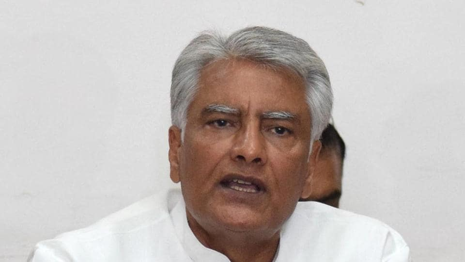 Punjab party chief Sunil Jakhar