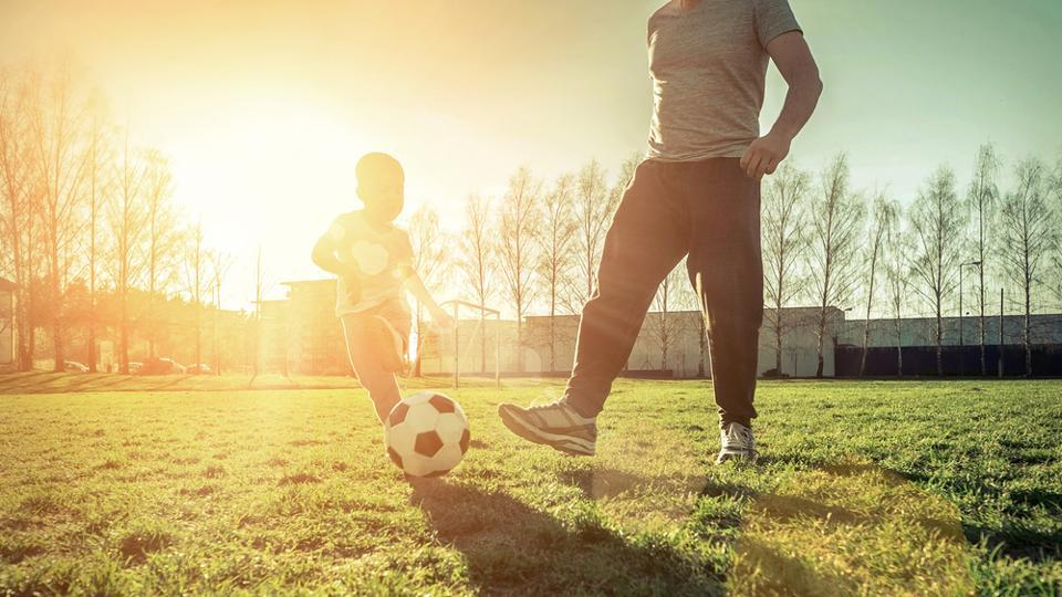 Football combines strength, endurance and high-intensity interval training, and this makes it a good tool for treatment of Type-2 diabetes and other lifestyle diseases.