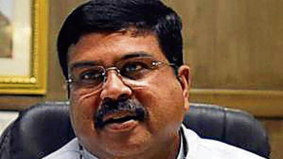 Union minister for petroleum and natural gas,Dharmendra Pradhan,GST