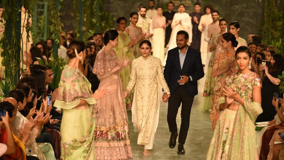 Rahul Mishra,Rahul Mishra Interview,India Couture Week 2018