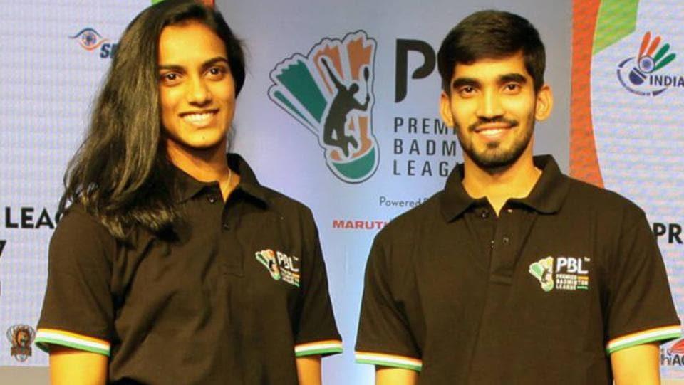 PVSindhu,Kidambi Srikanth,Badminton World Championship