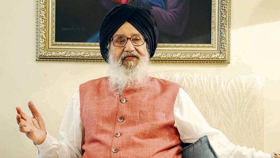 Akali Dal patriarch Parkash Singh Badal says he is certain that the BJP will be able to form the next government in 2019.