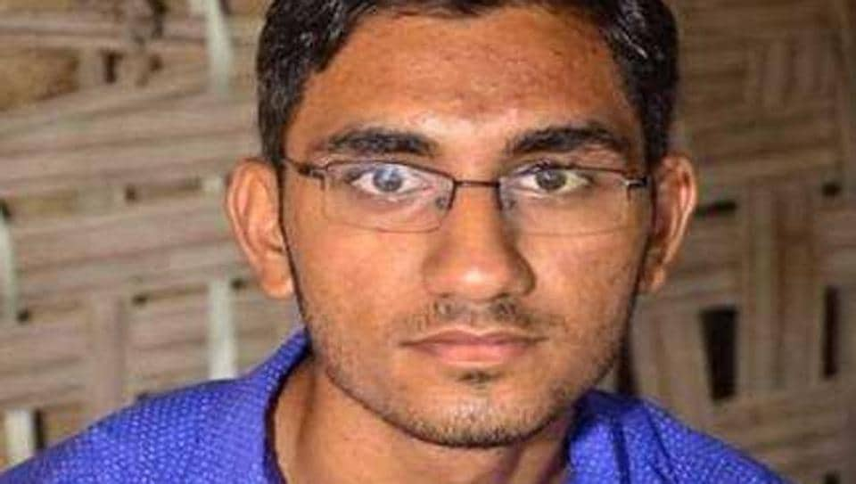 Asharam Chaudhary, 18, scored an overall national rank of 707 and ranked 141 in the OBC category in the AIIMS entrance exam.