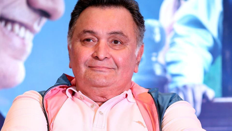 Actor Rishi Kapoor would be seen in films Mulk and Rajma Chawal, both releasing soon.