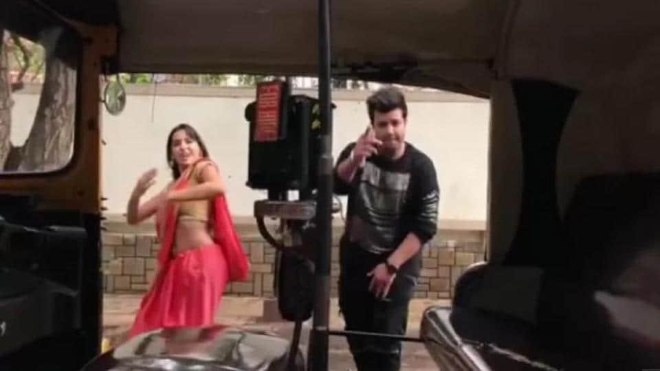 Nora Fatehi,Varun Sharma,KeKe challenge