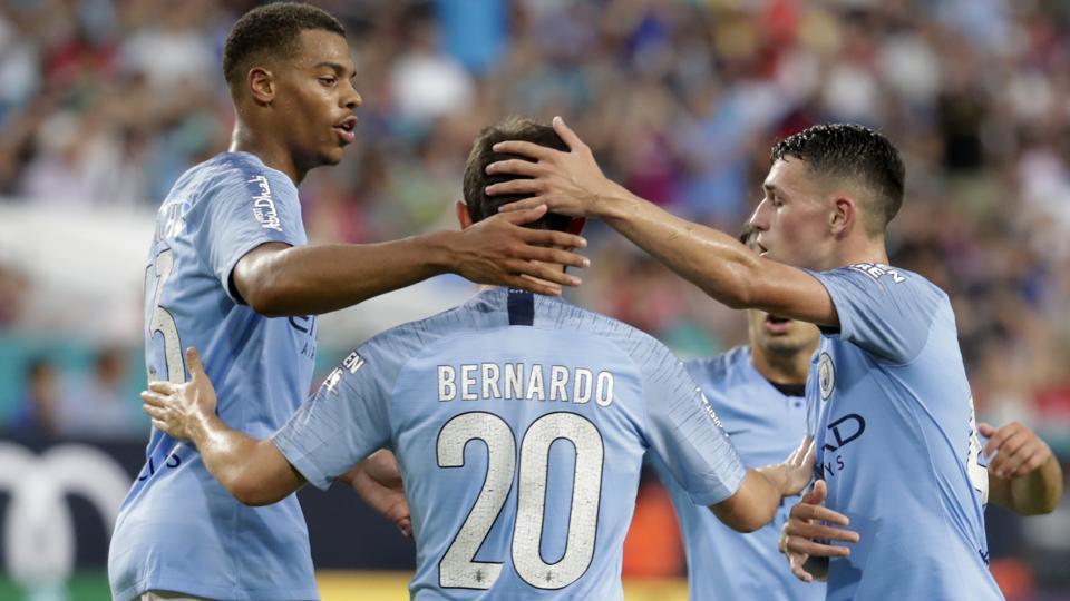 Manchester City,Bayern Munich,Bernardo Silva