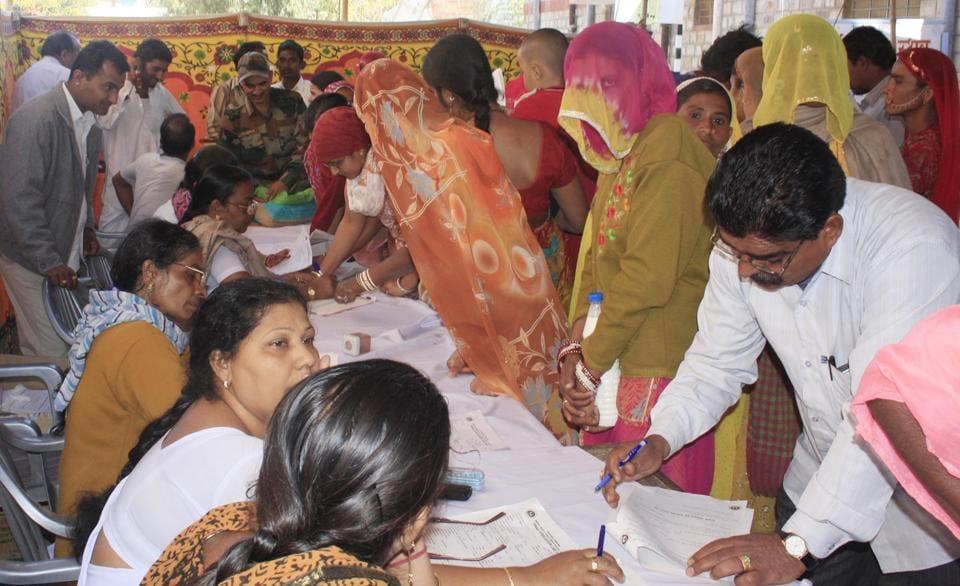 Rajasthan,Family planning,Slips