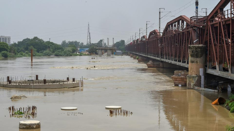 Delhi,Delhi flood,yamuna water level