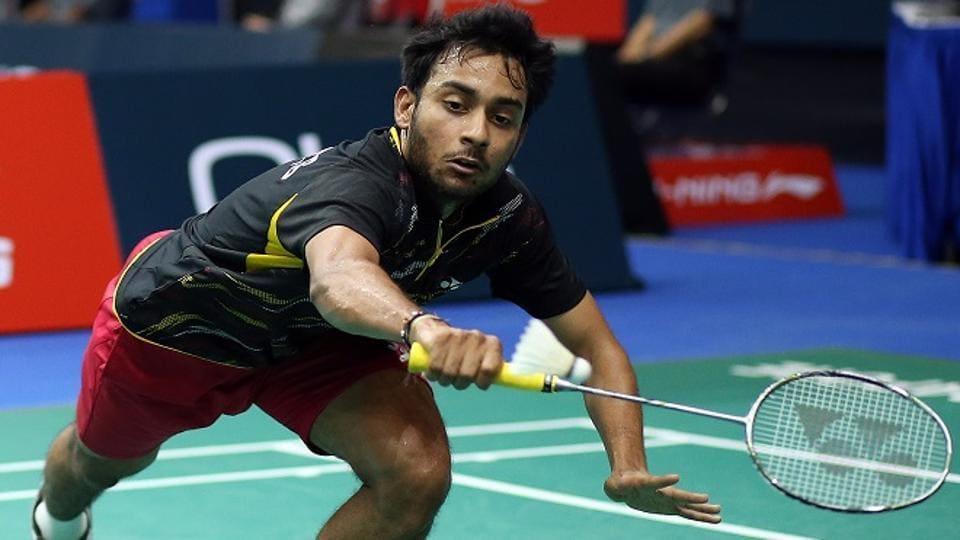 Sourabh Verma won the Russian Open badminton title on Sunday.