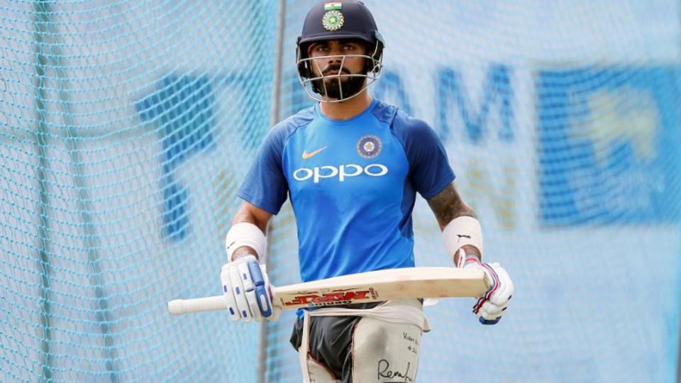Virat Kohli had a forgettable series last time India toured England.