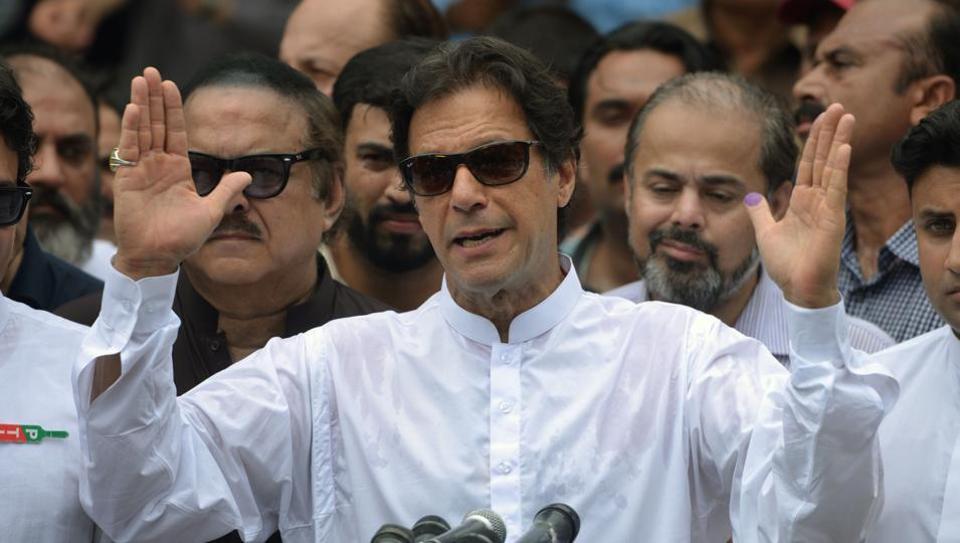 India,Pakistan,Imran Khan