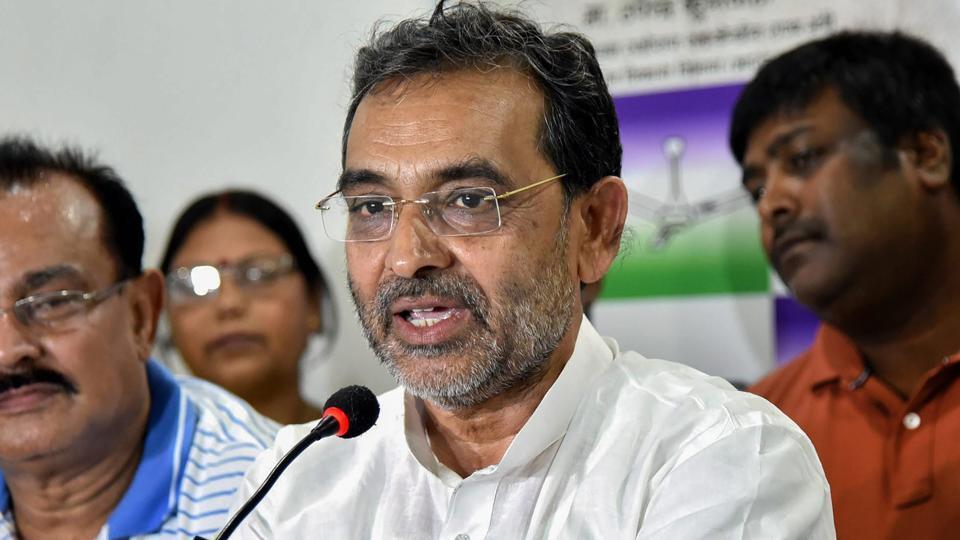 Upendra Kushwaha,NGT chief,Rashtriya Lok Samata Party