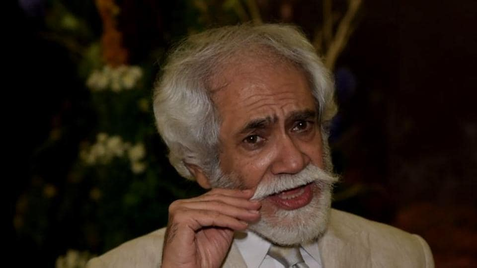 Sunil Sethi started keeping his trademark moustache and beard from his college days, and while trends come and go, Sethi remains the same.