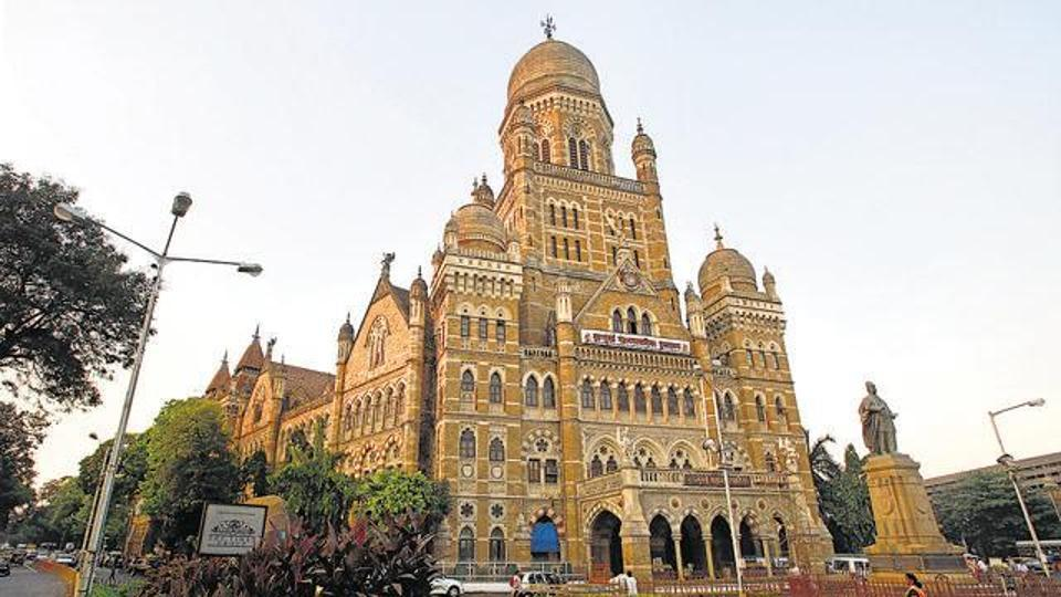 The BMC headquarters in Fort.