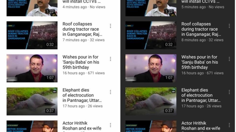 Dark Theme Youtube Android,Dark Theme Youtube Desktop,How To Activate Youtube Dark Mode