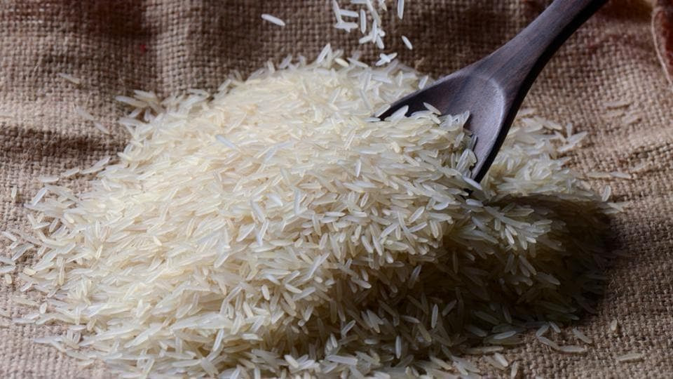 basmati rice,Saudi Arabia,EU