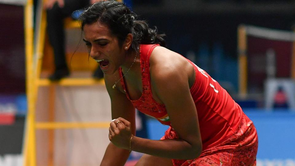 PVSindhu will be looking to clinch the World Championships title after finishing runners-up last year.