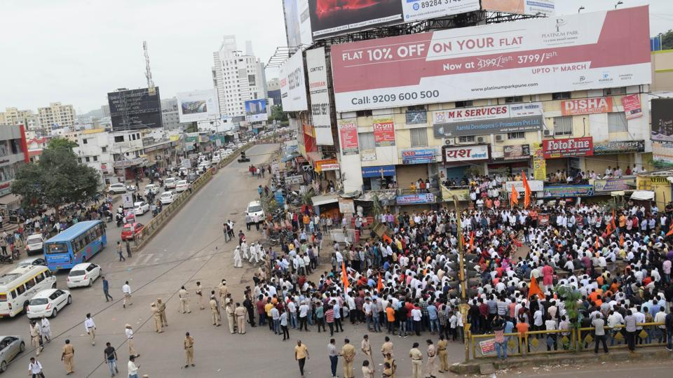 Solapur violence,Maratha bandh,maratha protests