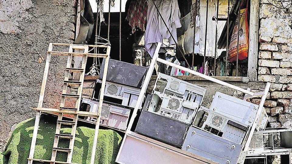 Pune,e-waste,PMC