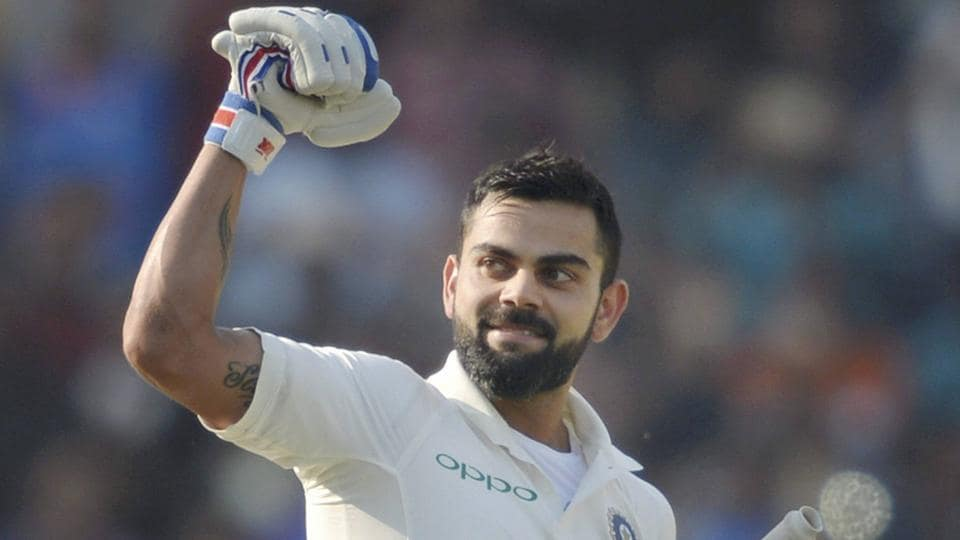 Virat Kohli can surpass Sourav Ganguly in the list of Indian skippers with most number of Test wins.