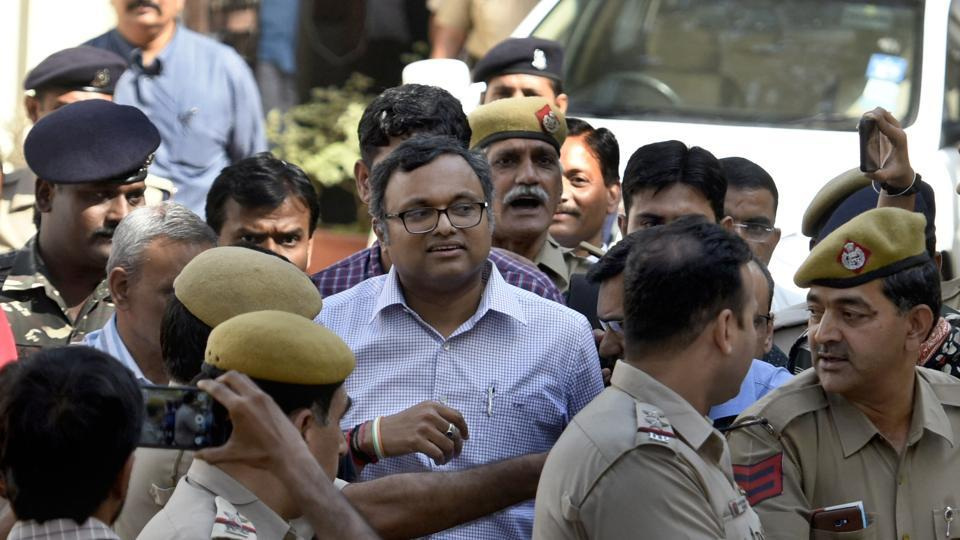 According to the Income Tax Department, Karti  Chidambaram had not disclosed his bank account in Metro Bank, the UK, and investments he had made in Nano Holdings LLC, USA.
