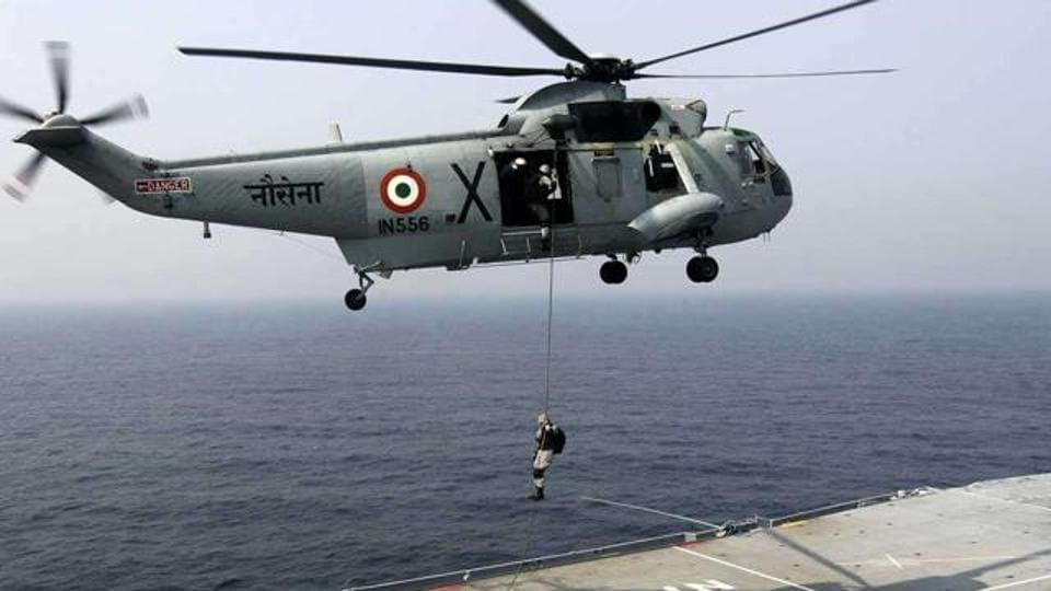 Indian Navy,Naval Utility Helicopters,Navy helicopters