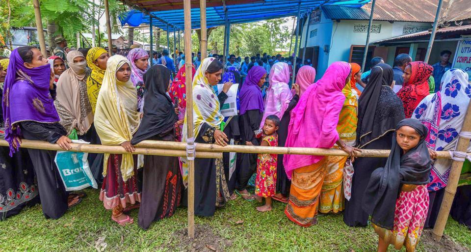 Assam NRC,National Register of Citizens,NRC Draft list