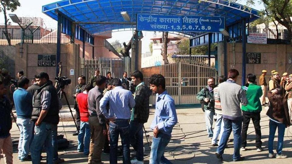 Tihar Jail,Delhi Police,Delhi