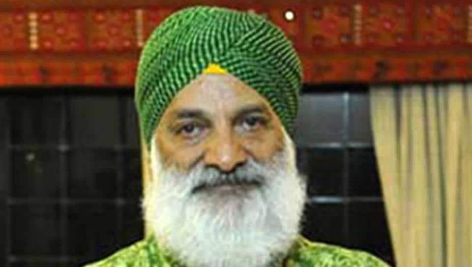 Theatre artiste Gurcharan Singh Channi