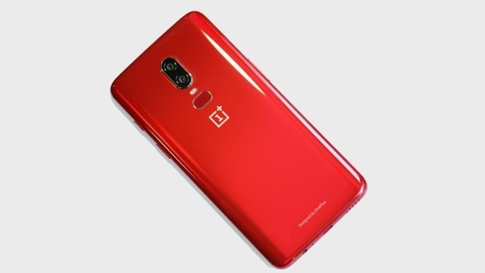 OnePlus 6 starts at Rs 34,999 for the base model with 6GBRAM and 64GBstorage.