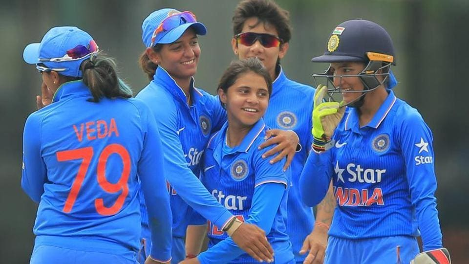 The Indian women's cricket team will also be touring New Zealand along with the men's team next year.