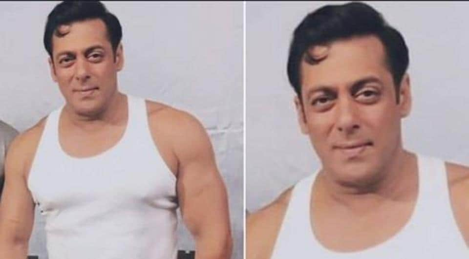 Salman Khans New Bharat Look Leaked Actor Looks Like A Man From
