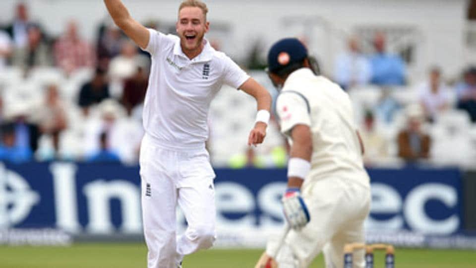 India vs England,Virat Kohli,Stuart Broad