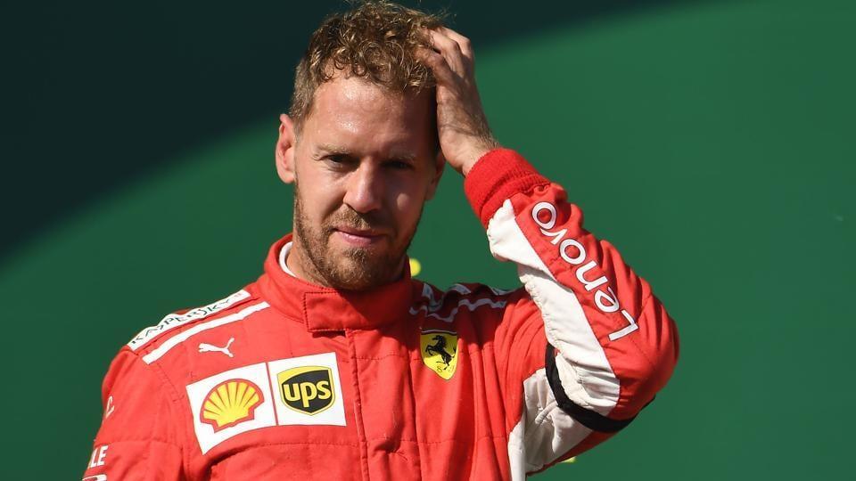 Hungarian GP,Sebastian Vettel,Sebastian Vettel Ferrari