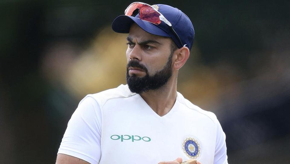 Virat Kohli was dismissed four times by James Anderson in the 2014 series.