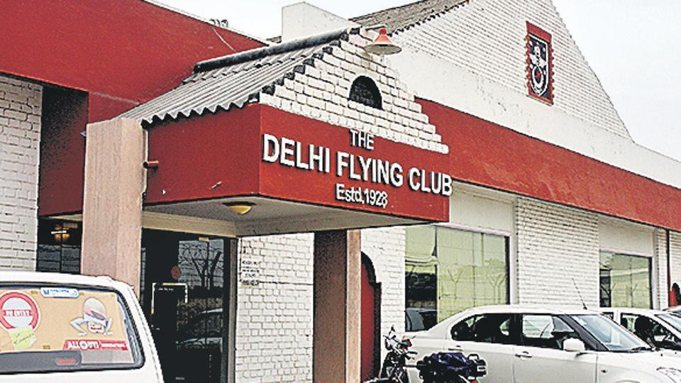 Delhi Flying Club,Safdarjang airport,Delhi