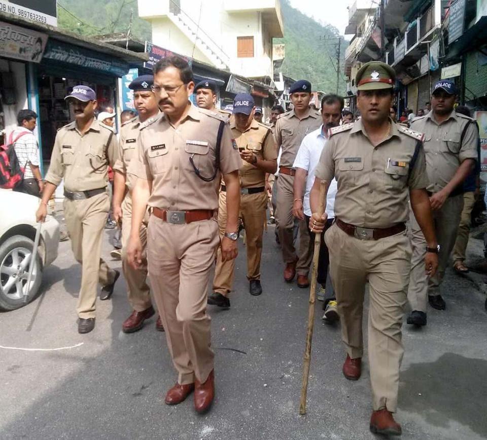 Uttarakhand,Muslim traders,Shut shops