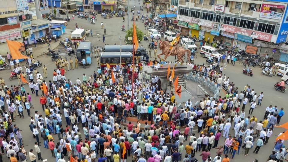 Maratha quota,Maratha morcha,Maratha protests