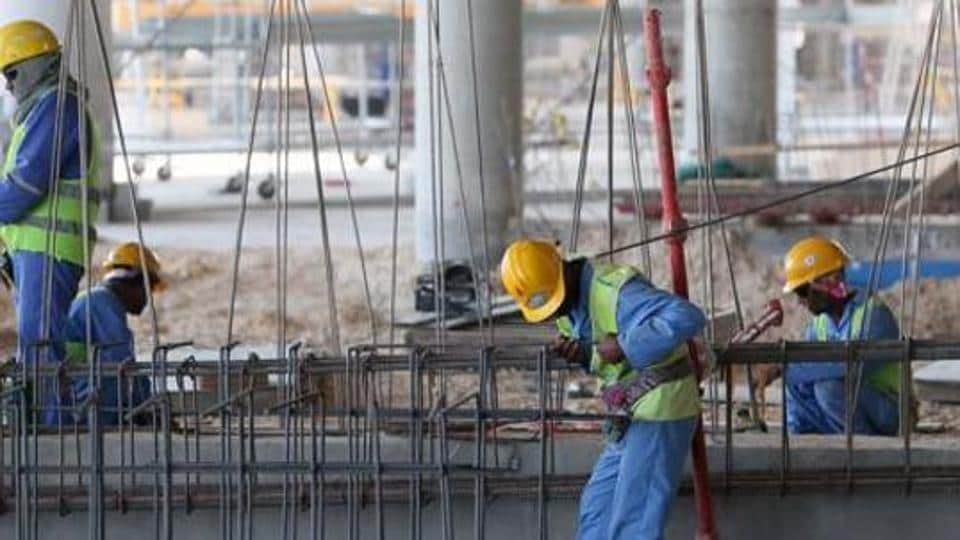 Kuwait,Indian workers,construction firm