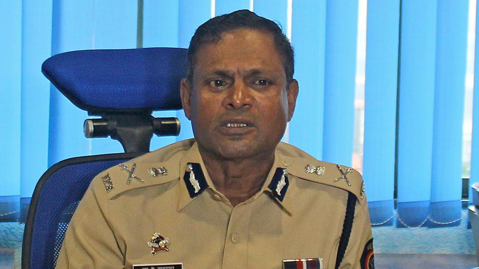 RK Padmanabhan takes over as Pimpri-Chinchwad police commissioner