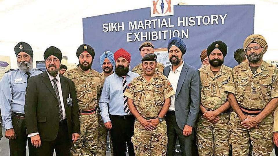 Sikh soldiers,UK,Sikhs