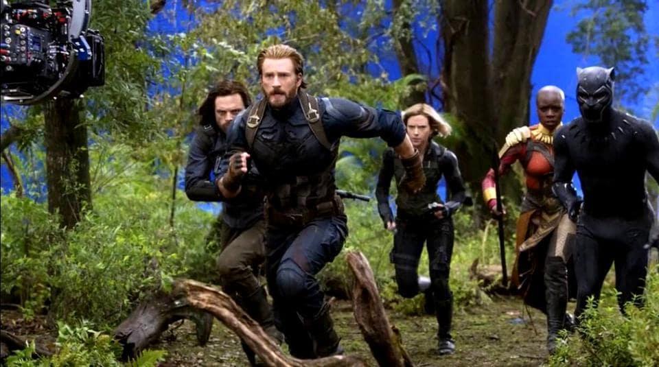 Avengers: Infinity War,Avengers: Infinity War Blu Ray,Chris Evans