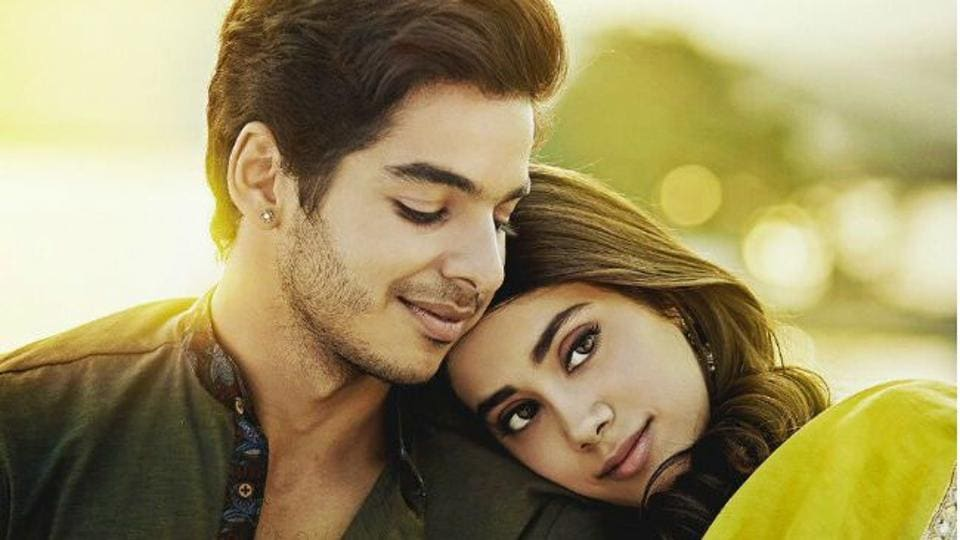 Janhvi Kapoor and Ishaan Khatter made their Bollywood debut with Karan Johar's Dhadak.