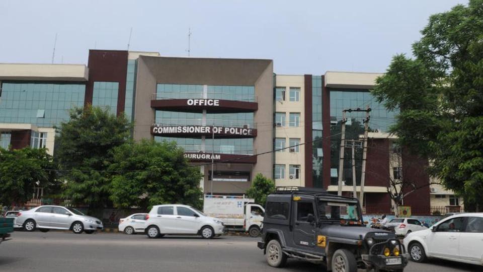 Gurugram Police,Gurugram,Sheetla Mata Road Gurugram