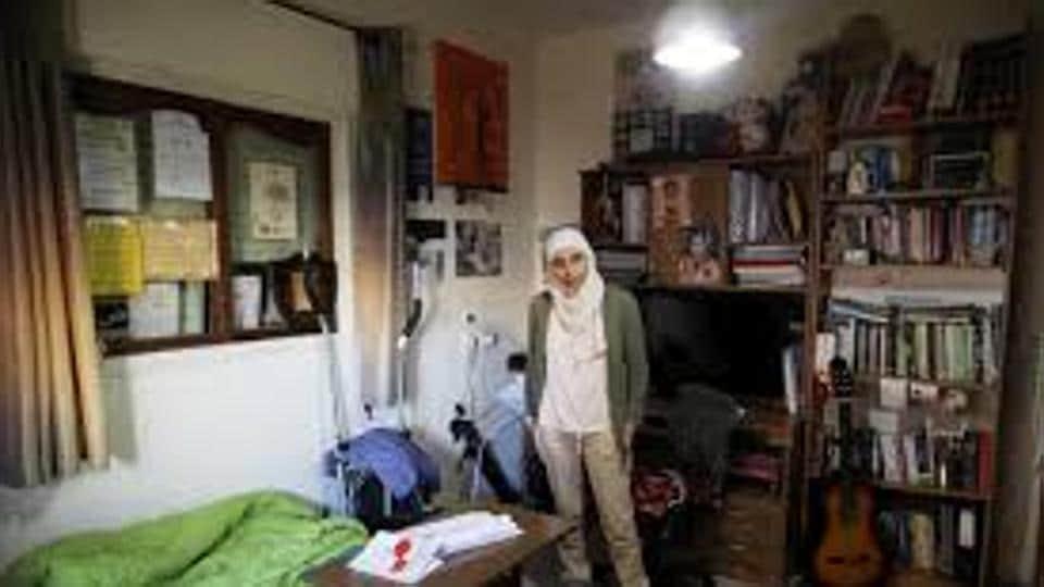Dareen Tatour,Palestine,Arab poet