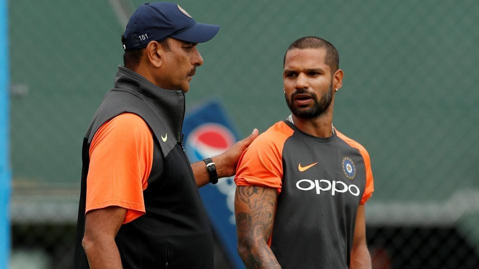 India vs England,India Cricket team,Shikhar Dhawan