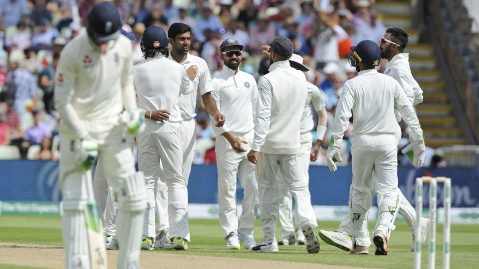 India vs England,live cricket score,1st Test